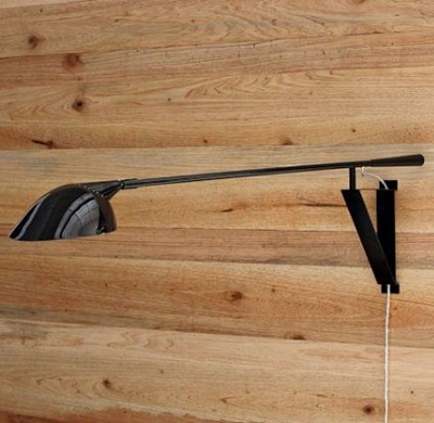 WE long arm wall sconce